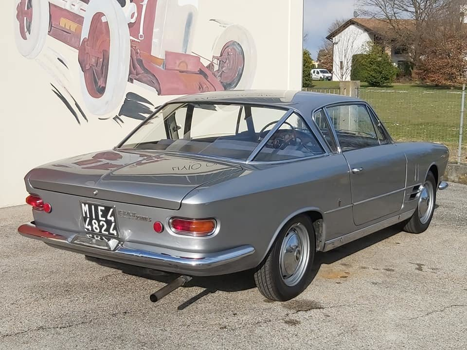 1967 Fiat 2300 S Coupè For Sale (picture 5 of 6)