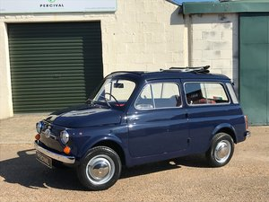 Picture of 1970 Fiat 500 Giardiniera, right hand drive, SOLD SOLD