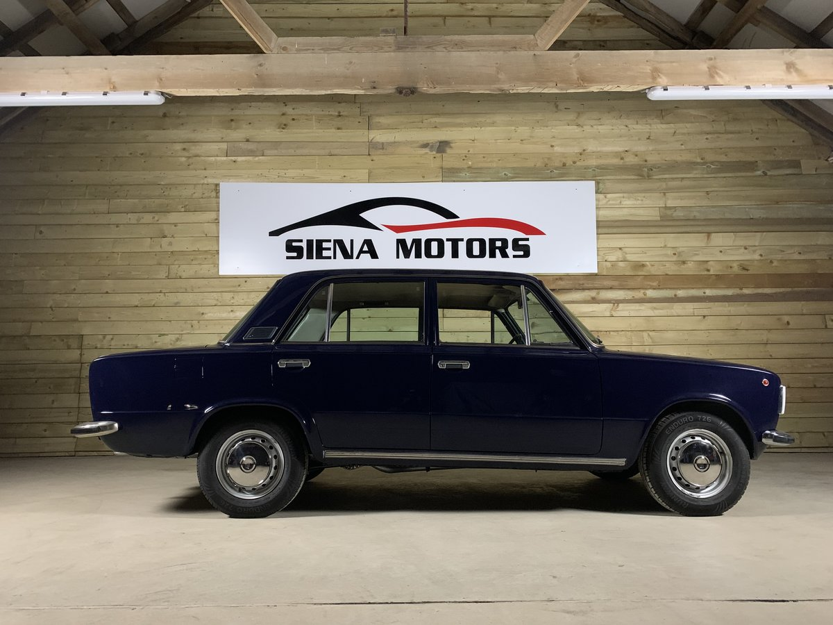 1973 FIAT 124 SPECIAL T 1600 SALOON  For Sale (picture 1 of 6)