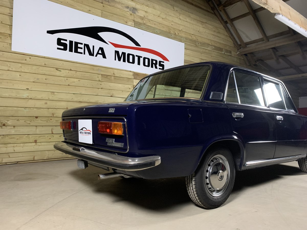 1973 FIAT 124 SPECIAL T 1600 SALOON  For Sale (picture 3 of 6)