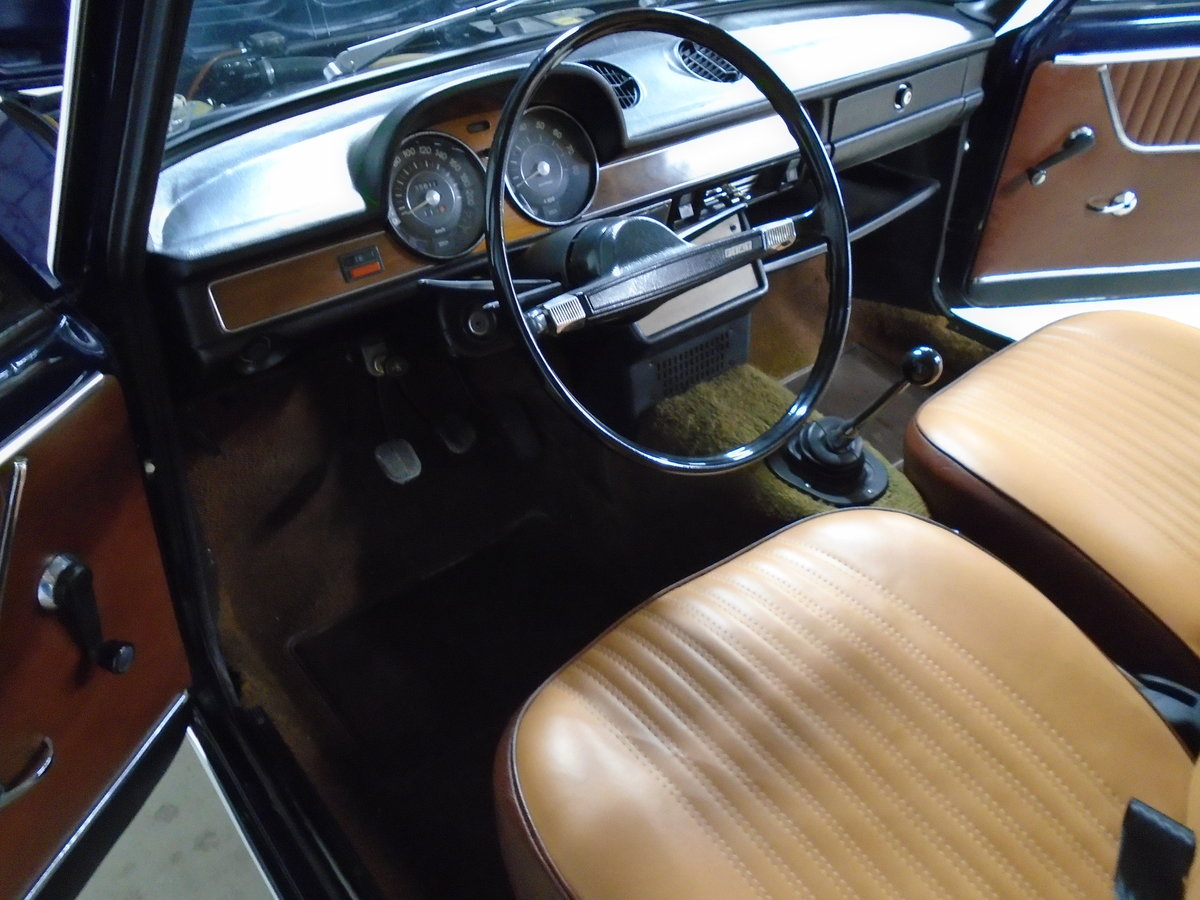 1973 FIAT 124 SPECIAL T 1600 SALOON  For Sale (picture 5 of 6)