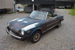 Picture of 1977 Fiat Spider SOLD