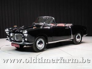 1958 Fiat 1200 TV '58 For Sale