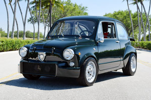 1967 Fiat 600 race car REAL ABARTH components 113 HP