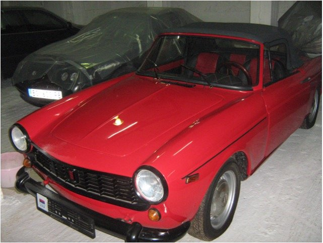 Picture of 1960 Fiat Spyder LHD For Sale