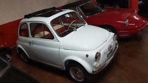 1968 Fiat 500 Cabriolet a clean and solid Ivor driver $19.9k