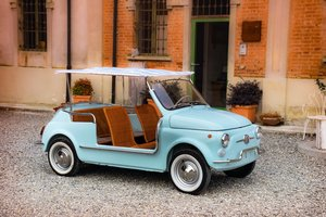 1967 Fiat 500 Jolly Rep - Fresh restoration - Concours Condition  For Sale