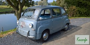 Fiat 600 Multipla (first series - 6 seats - 1957)