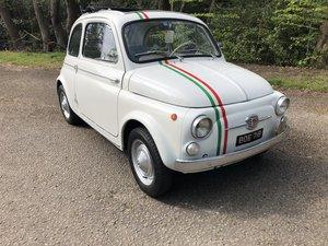 1964 Fiat 500 D For Sale