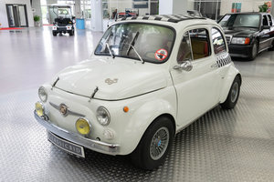 1971 Fiat 500 Abarth SOLD