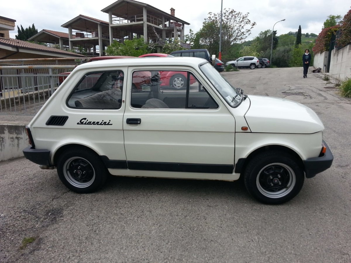 1986 Fiat 126 Giannini For Sale (picture 2 of 6)