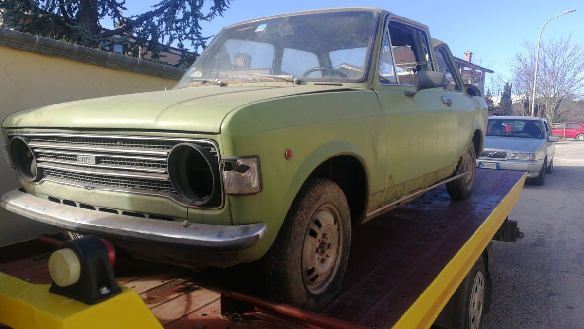 1976 Fiat 128 3 porte 1100 For Sale (picture 1 of 6)
