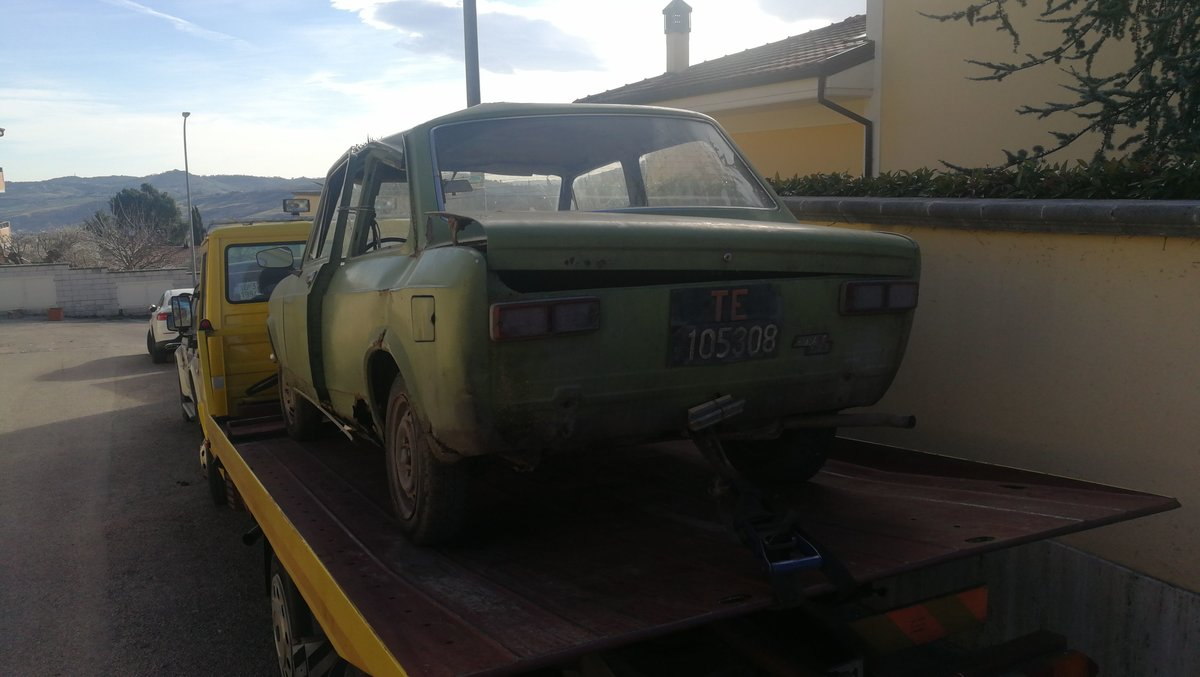 1976 Fiat 128 3 porte 1100 For Sale (picture 2 of 6)