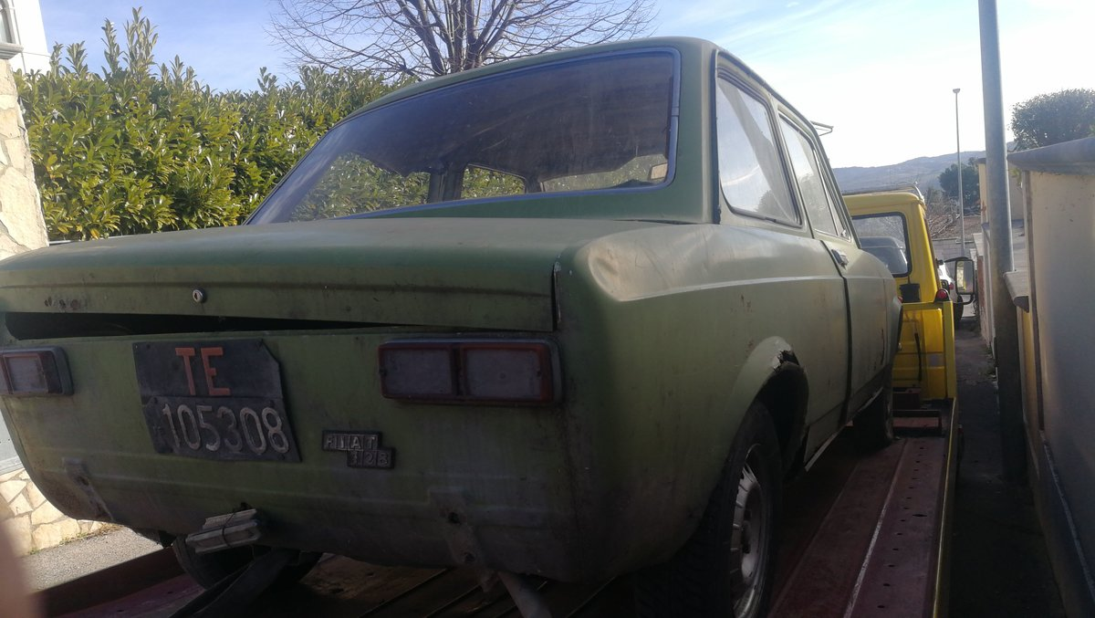 1976 Fiat 128 3 porte 1100 For Sale (picture 4 of 6)