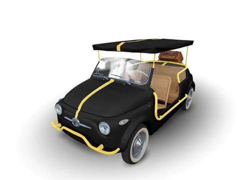 1970 Fiat 500 Jolly Beach reconstructed on request For Sale (picture 1 of 5)