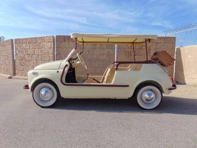 1970 Fiat 500 Jolly Beach reconstructed on request For Sale (picture 2 of 5)
