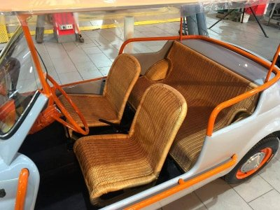 1970 Fiat 500 Jolly Beach reconstructed on request For Sale (picture 3 of 5)