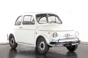 Fiat 500TV Giannini - 1972