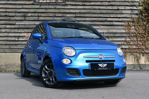 2014 Fiat 500 1.2 S Dualogic Low Mileage+FSH+RAC Approved SOLD