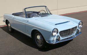 Fiat Osca 1500S Spider 1961 (restored!) For Sale