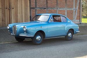 1955 Fiat 600 Rendez-Vous by Vignale