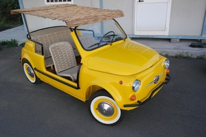 1969 Reconstruction Fiat Jolly Spiaggina For Sale