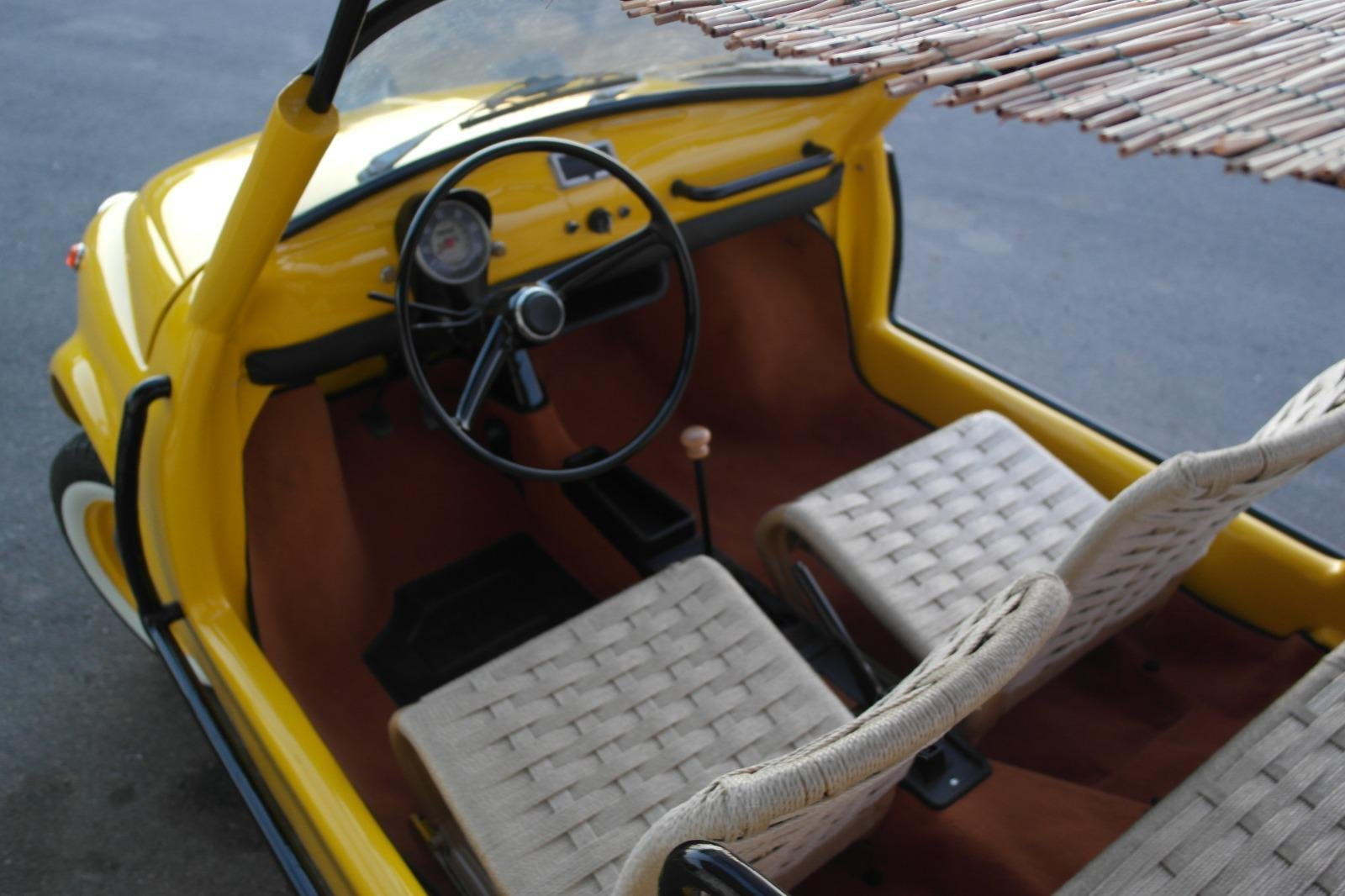 1969 Reconstruction Fiat Jolly Spiaggina For Sale (picture 3 of 6)