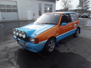 1988 Fiat Uno Turbo Group A Histiric J1 For Sale