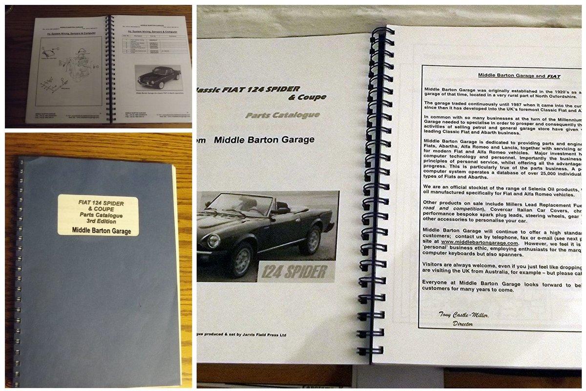 0000 Fiat 500, 124 DINO AND BARCHETTA MEMORABILIA For Sale (picture 4 of 6)
