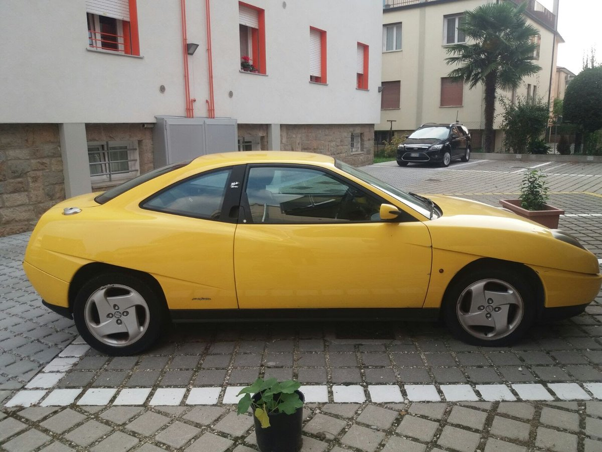 1994 Fiat Coupe 2.0 16V Turbo For Sale (picture 2 of 6)