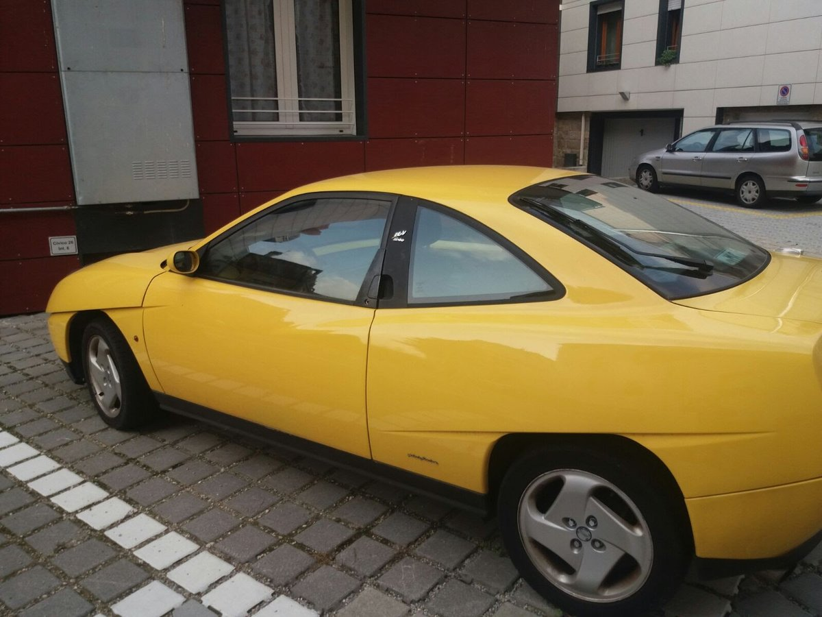 1994 Fiat Coupe 2.0 16V Turbo For Sale (picture 3 of 6)