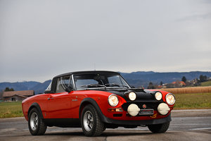 1973 Genuine Abarth Spider For Sale