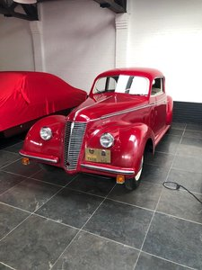 1937 Fiat 6C 1500 Superleggera