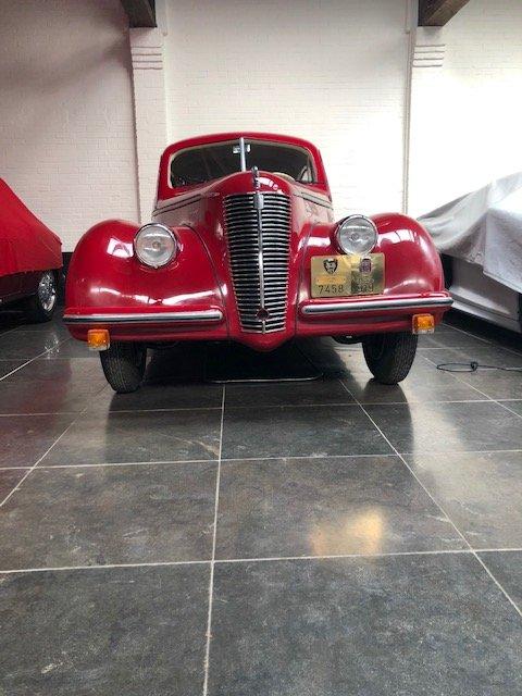 1937 Fiat 6C 1500 Superleggera For Sale (picture 2 of 4)