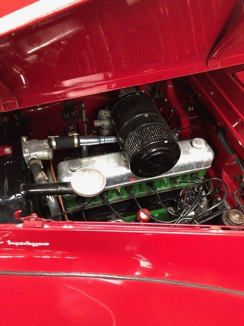 1937 Fiat 6C 1500 Superleggera For Sale (picture 3 of 4)