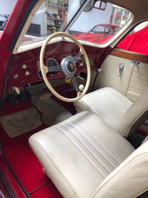 1937 Fiat 6C 1500 Superleggera For Sale (picture 4 of 4)