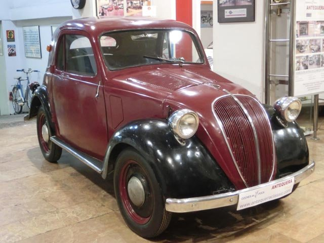 FIAT 500 B TOPOLINO - 1938 For Sale (picture 1 of 6)