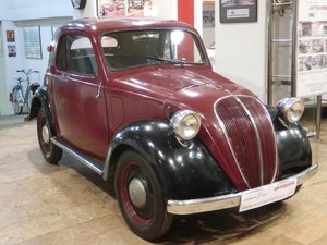 FIAT 500 B TOPOLINO - 1938 For Sale
