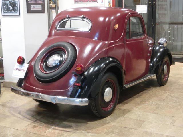 FIAT 500 B TOPOLINO - 1938 For Sale (picture 2 of 6)