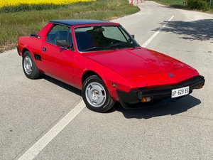 1987 FIAT X1/9 BERTONE - ASI For Sale