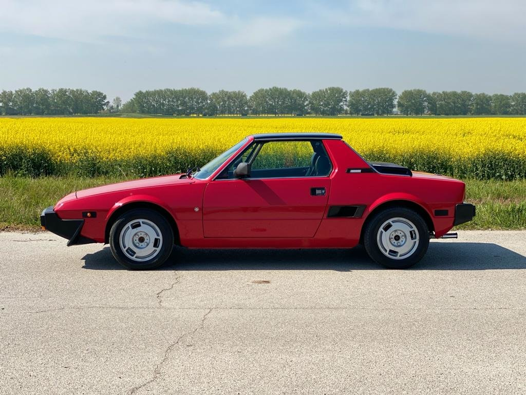 1987 FIAT X1/9 BERTONE - ASI For Sale (picture 3 of 6)