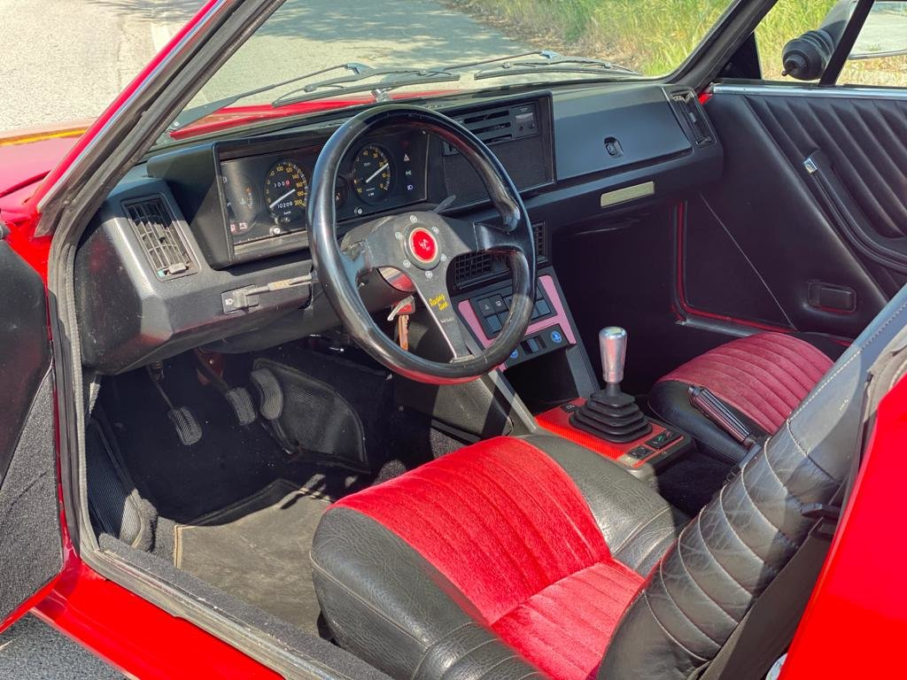 1987 FIAT X1/9 BERTONE - ASI For Sale (picture 4 of 6)