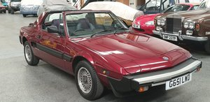 1989 Fiat X19 For Sale by Auction