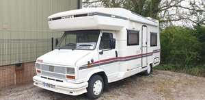 1989 Fiat Ducato Motorhome For Sale by Auction