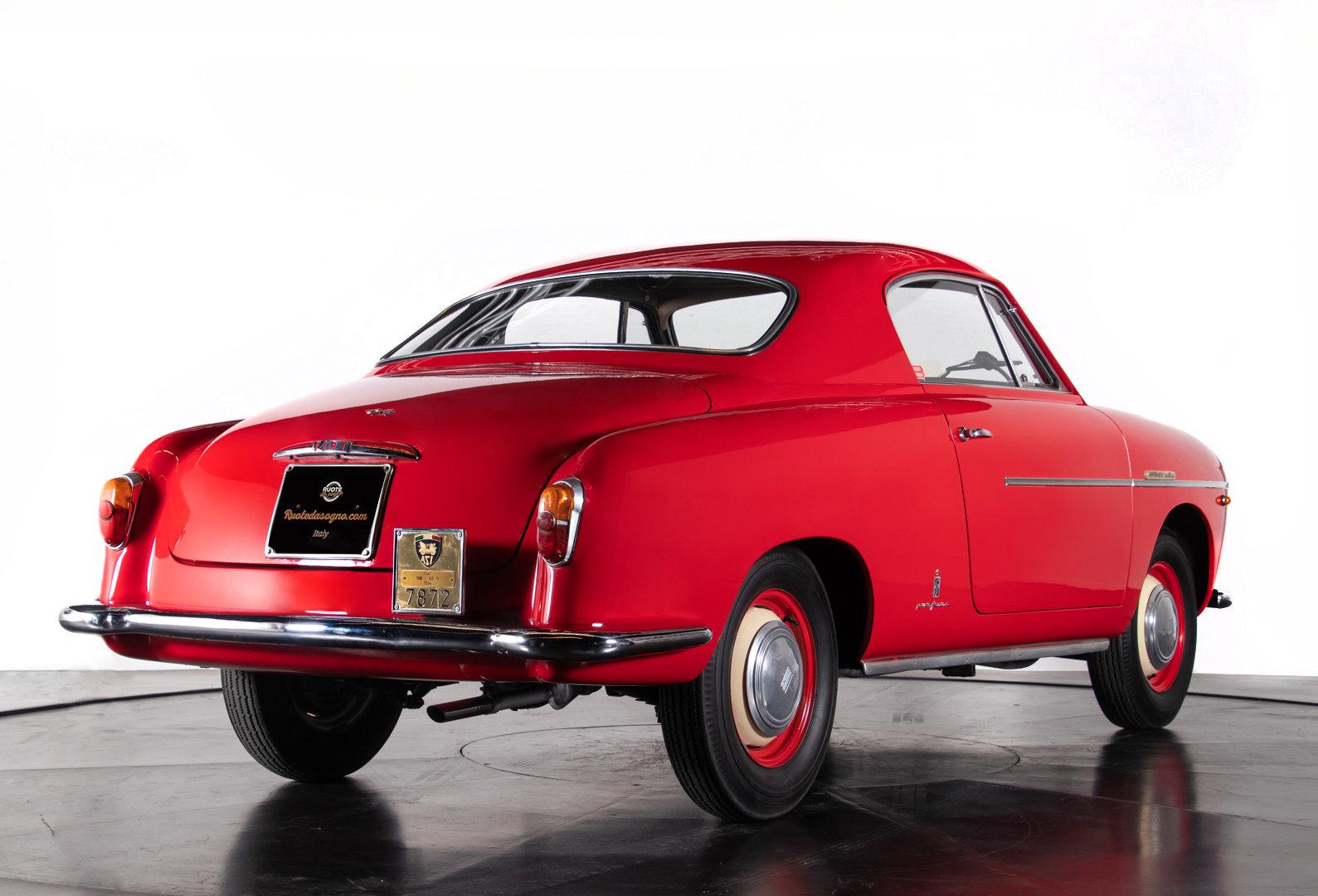 FIAT 1100/103 TV COUPè PININFARINA - 1954 For Sale (picture 2 of 6)