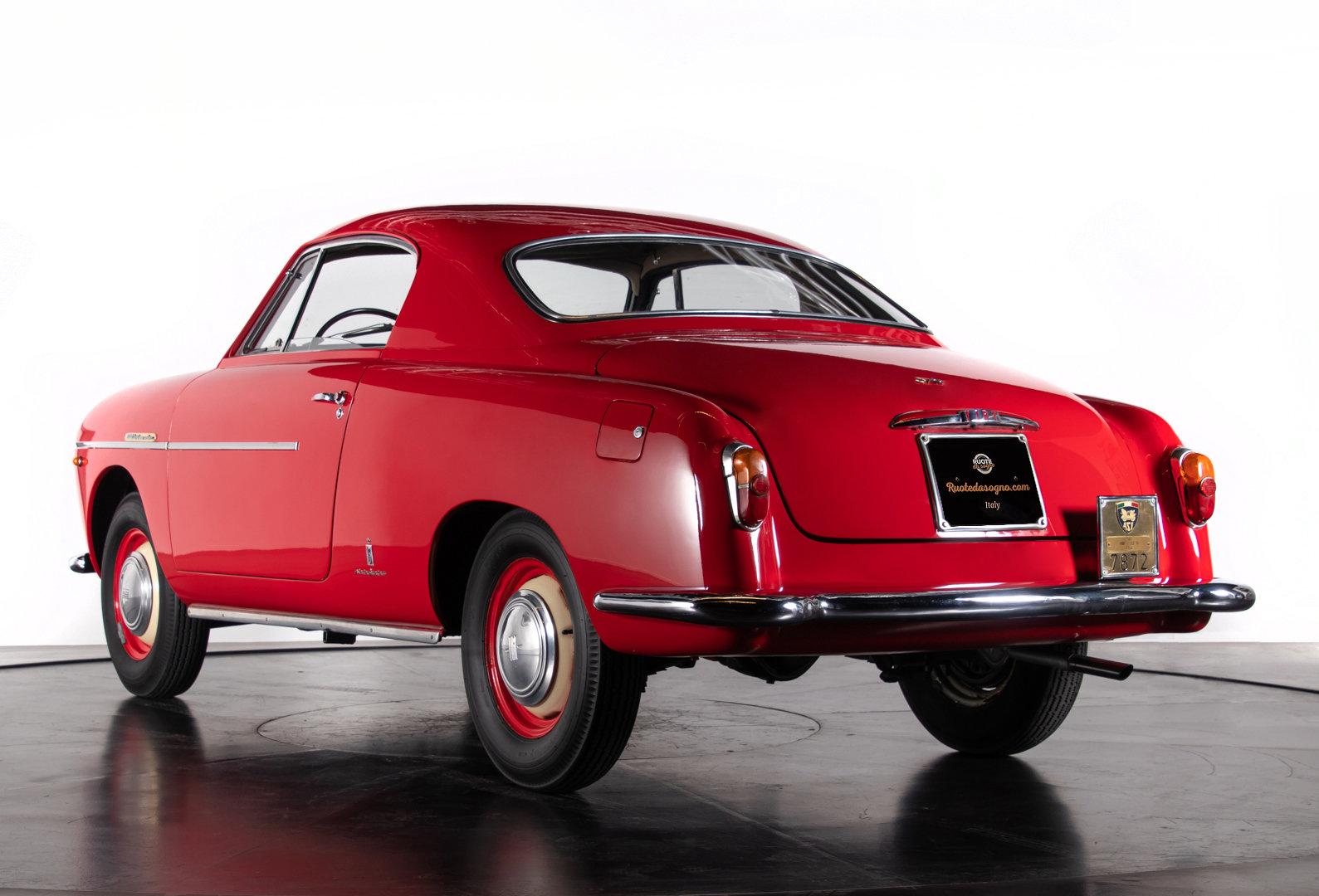 FIAT 1100/103 TV COUPè PININFARINA - 1954 For Sale (picture 4 of 6)