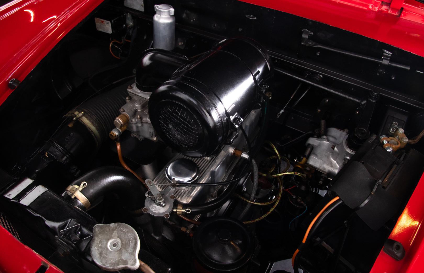 FIAT 1100/103 TV COUPè PININFARINA - 1954 For Sale (picture 6 of 6)