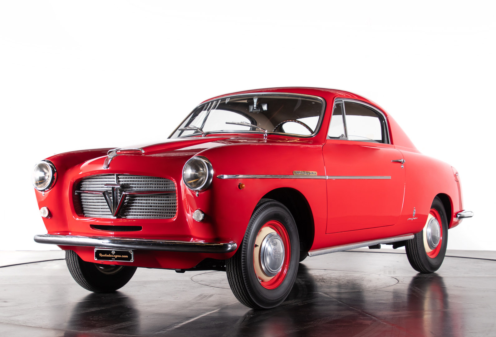 FIAT 1100/103 TV COUPè PININFARINA - 1954 For Sale (picture 3 of 6)