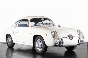 FIAT ABARTH 750 GT ZAGATO - 1958