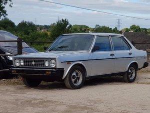 1979 Fiat 131 Supermirafiori Twin Cam